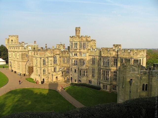 Уорікський замок (Warwick Castle), Англія. (3)