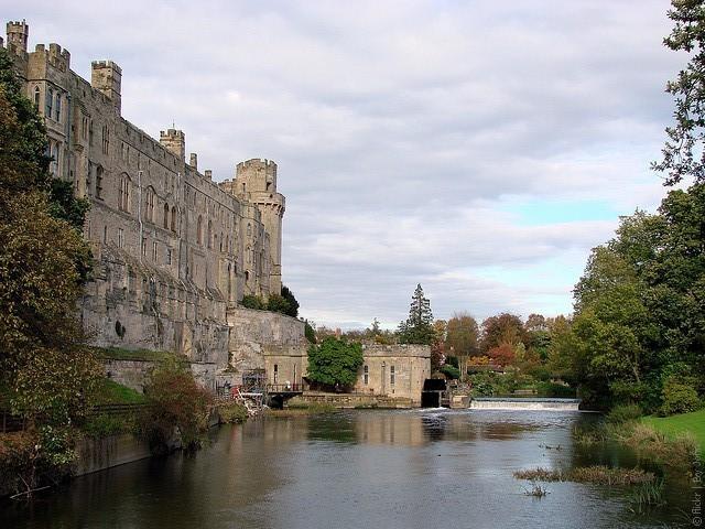 Уорікський замок (Warwick Castle), Англія. (4)
