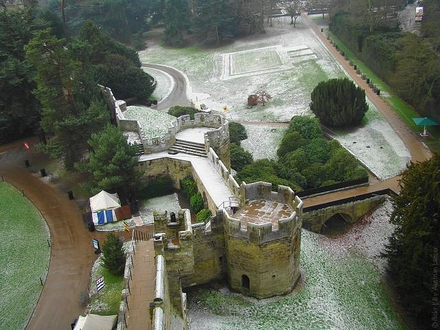 Уорікський замок (Warwick Castle), Англія. (5)