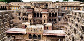 Колодязь Чанд Баорі - індійське архітектурне диво (2)