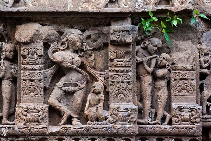 Колодязь Чанд Баорі - індійське архітектурне диво (4)