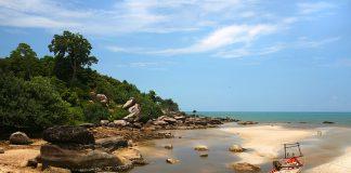Кращі пляжні курорти Камбоджі