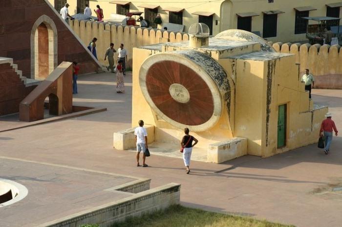 """Архітектурне диво: """"Jantar Mantars"""" - стародавній комплекс обсерваторій в Індії (4)"""