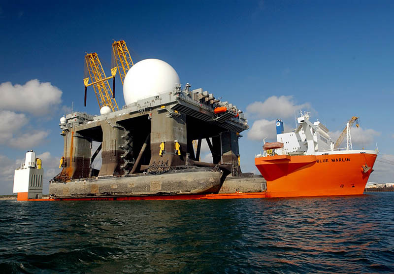 Гігантський корабель Blue Marlin (2)