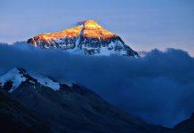 Найвищі гори світу