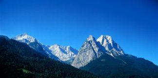 Альпійський містечко Гарміш-Партенкірхен (1)