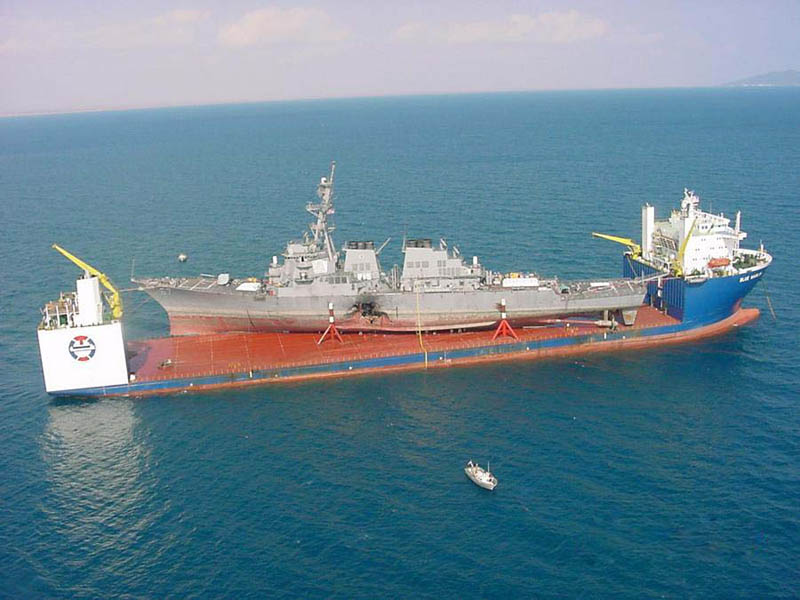 Гігантський корабель Blue Marlin (7)