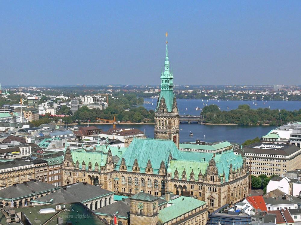 Міська Ратуша Гамбурга (5)