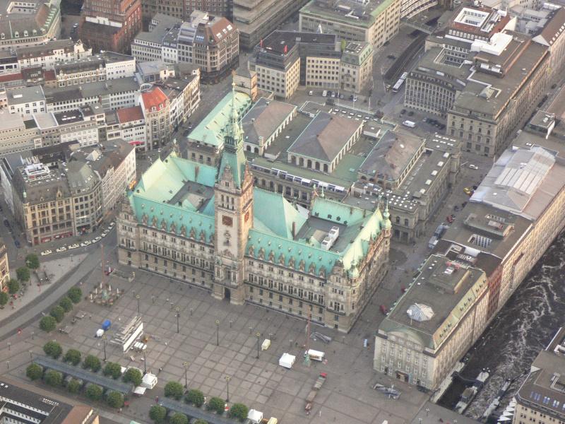 Міська Ратуша Гамбурга (6)