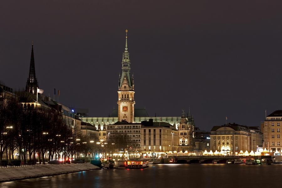 Міська Ратуша Гамбурга (8)