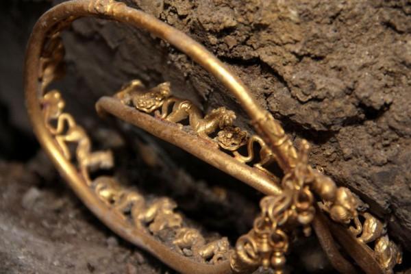 У Болгарії знайшли золото родини Олександра Македонського (6)