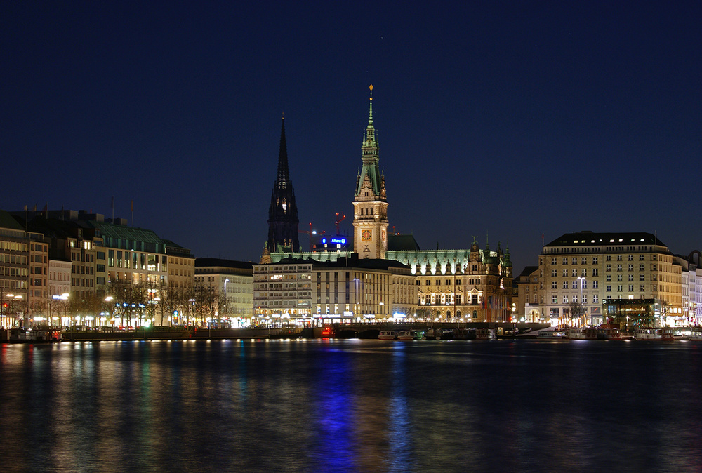 Міська Ратуша Гамбурга (4)