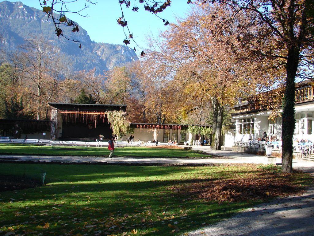 Альпійський містечко Гарміш-Партенкірхен (8)