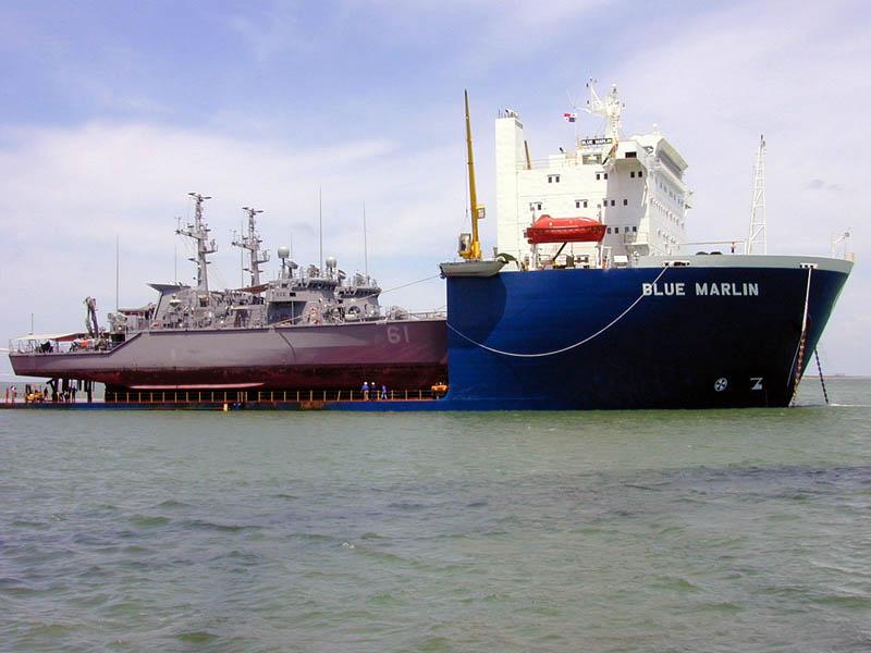 Гігантський корабель Blue Marlin (3)