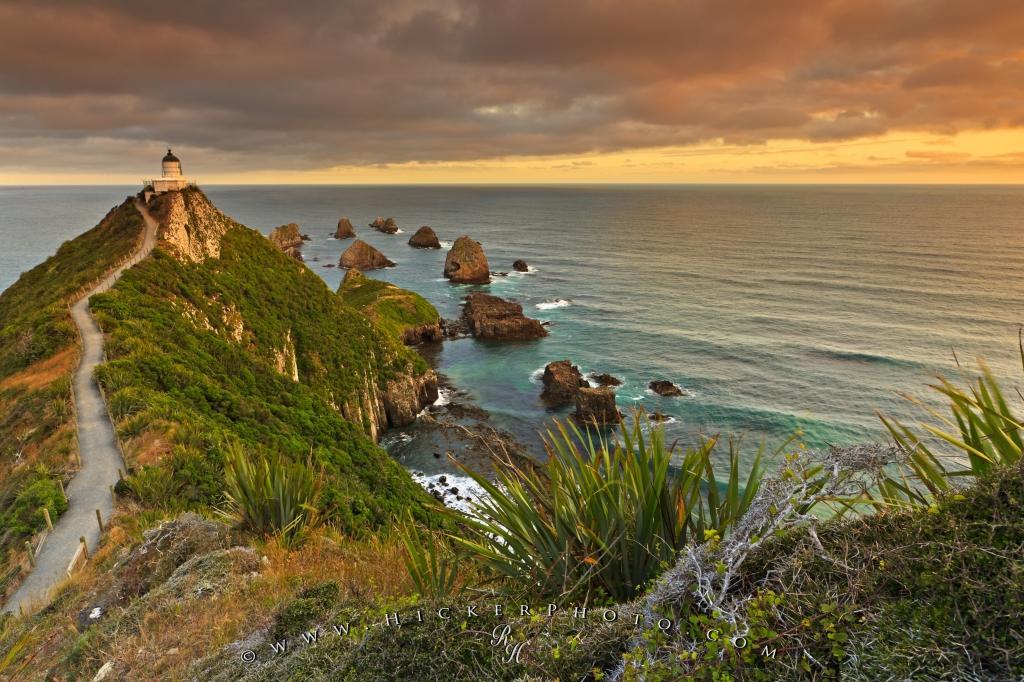 Маяк Наггет Поінт в Новій Зеландії (8)