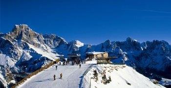 Зимовий відпочинок в Італії