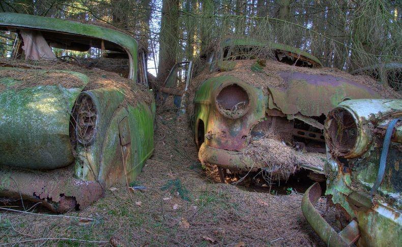 Цвинтар автомобілів Шатільйон (5)