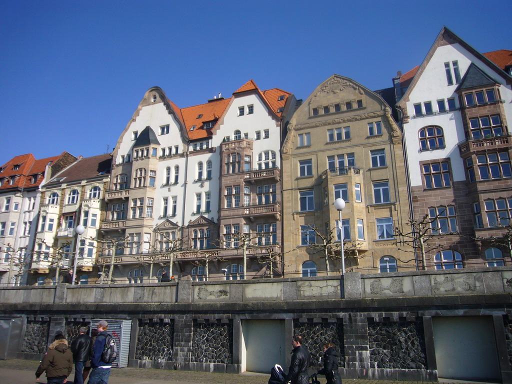 Визначні пам'ятки Дюссельдорфа (6)
