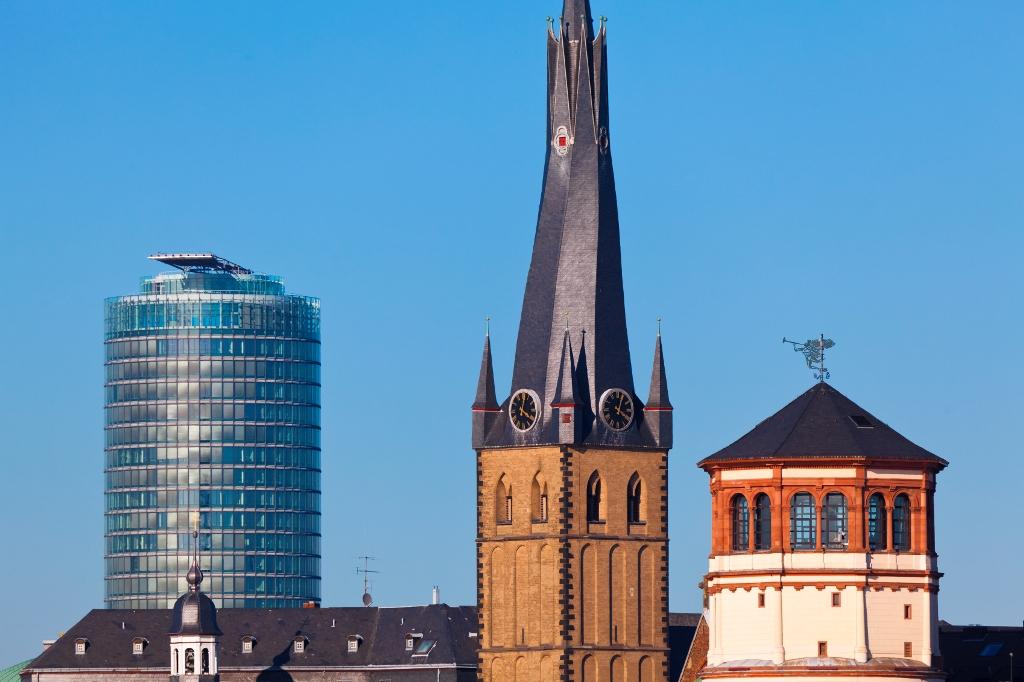 Визначні пам'ятки Дюссельдорфа (7)
