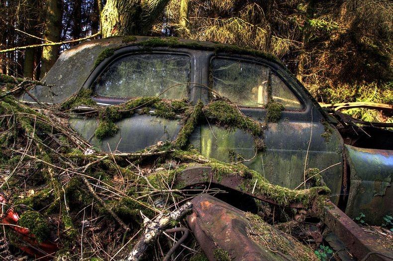 Цвинтар автомобілів Шатільйон (4)