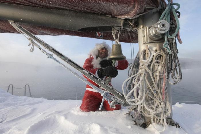 Санта Клауси всіх країн - єднайтеся! Передноворічні святкування в різних куточках світу (4)