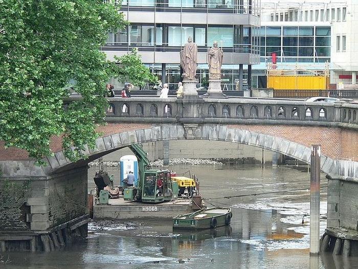 Гамбург - місто, в якому налічується 2500 мостів (2)