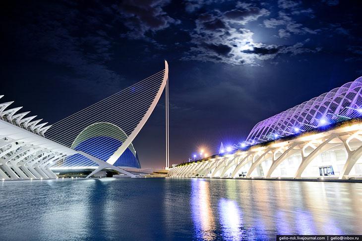 Місто науки і мистецтва - там, де шуміла річка ... Іспанія, Валенсія (4)