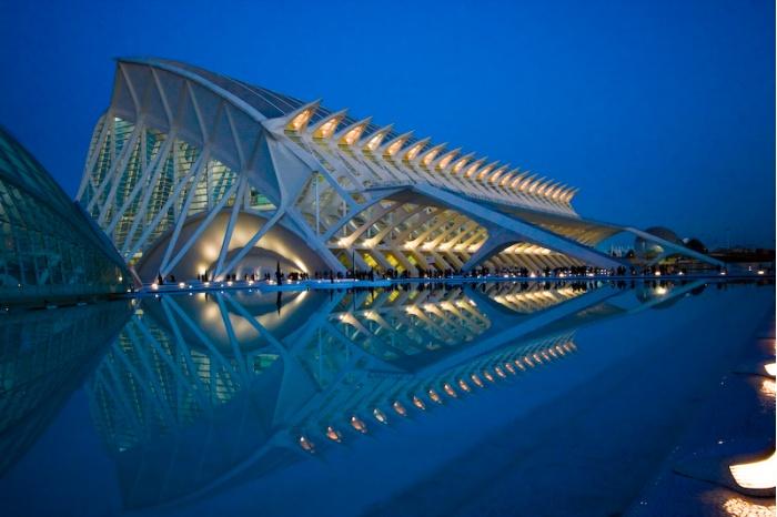 Місто науки і мистецтва - там, де шуміла річка ... Іспанія, Валенсія (3)
