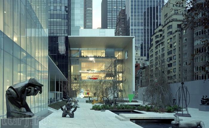 МОМА - музей сучасного мистецтва в суперсучасному будинку (8)