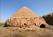 Древня архітектура Ірану. Крижані будинки (1)