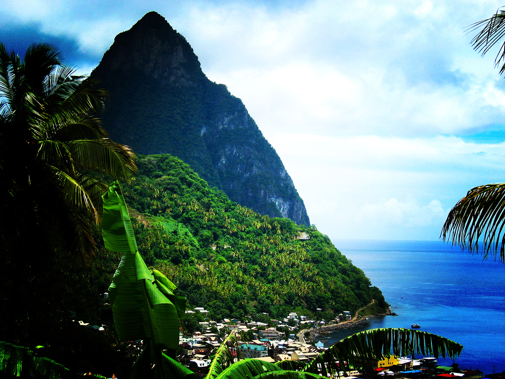Сент Люсія. Подорож на острів вашої мрії (8)