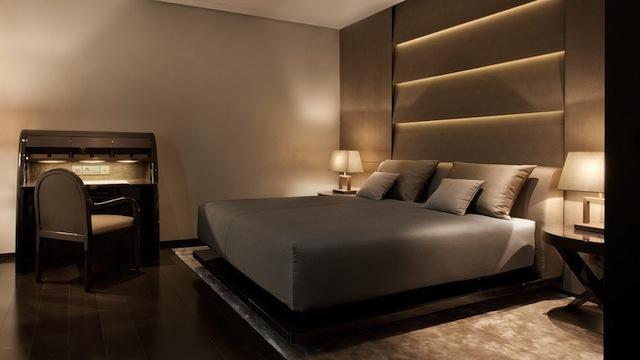 Розкішний готель Appointed Georgio Armani в Мілані (4)
