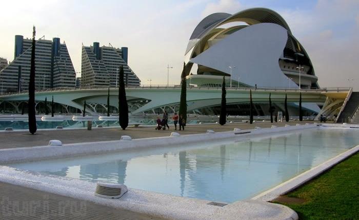 Місто науки і мистецтва - там, де шуміла річка ... Іспанія, Валенсія (5)