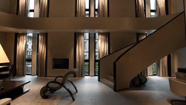 Розкішний готель Appointed Georgio Armani в Мілані (14)