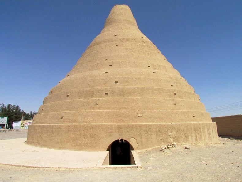 Древня архітектура Ірану. Крижані будинки (2)