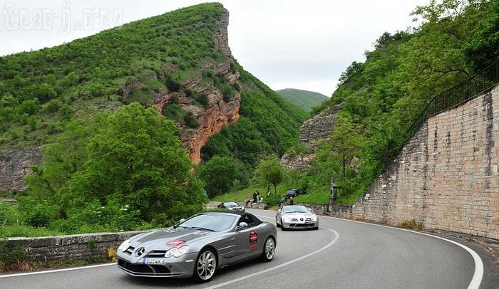 Італія: Mille Miglia - тисяча миль на ретро-автомобілі (9)