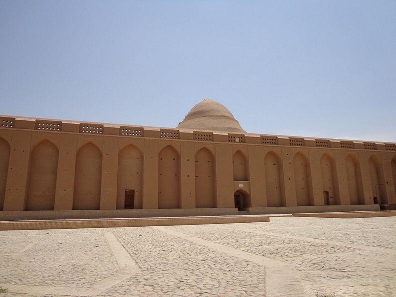 Древня архітектура Ірану. Крижані будинки (4)