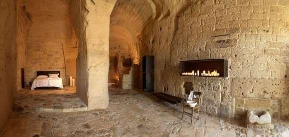 Готелі у печерному стилі (4)