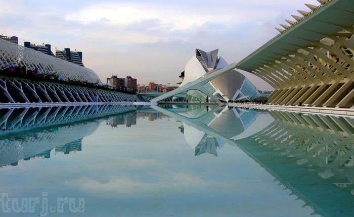 Місто науки і мистецтва - там, де шуміла річка ... Іспанія, Валенсія (9)