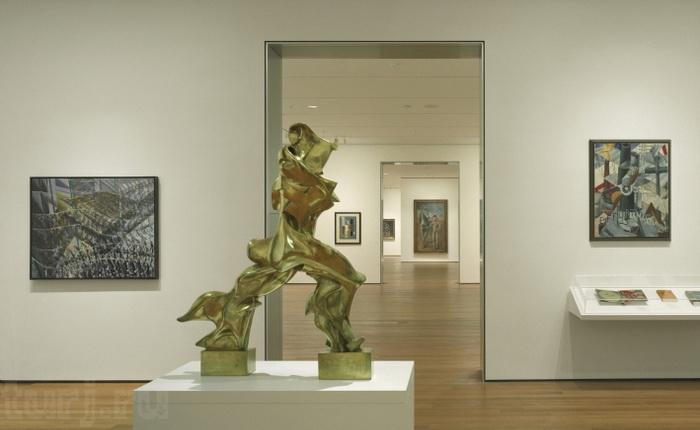 МОМА - музей сучасного мистецтва в суперсучасному будинку (11)