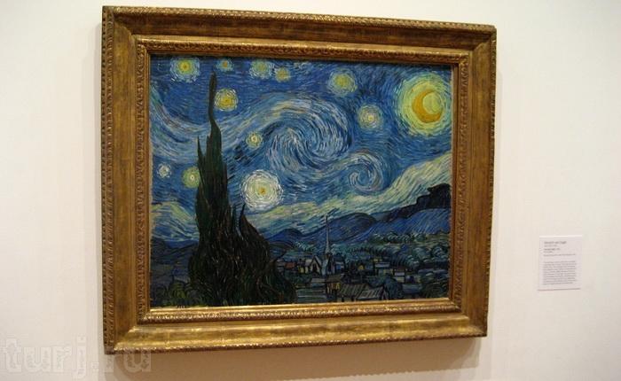 МОМА - музей сучасного мистецтва в суперсучасному будинку (7)