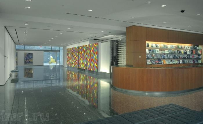 МОМА - музей сучасного мистецтва в суперсучасному будинку (10)