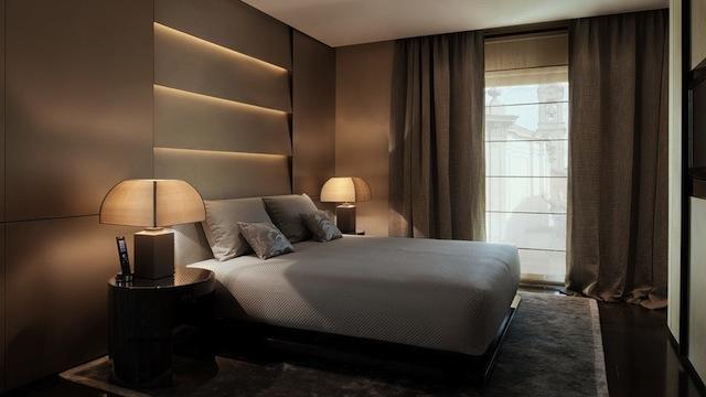 Розкішний готель Appointed Georgio Armani в Мілані (10)