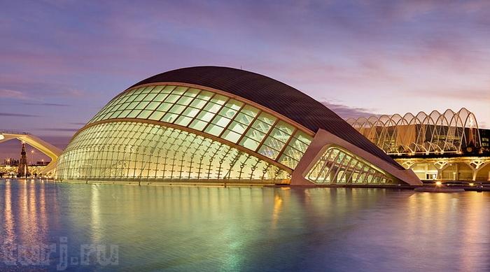 Місто науки і мистецтва - там, де шуміла річка ... Іспанія, Валенсія (11)