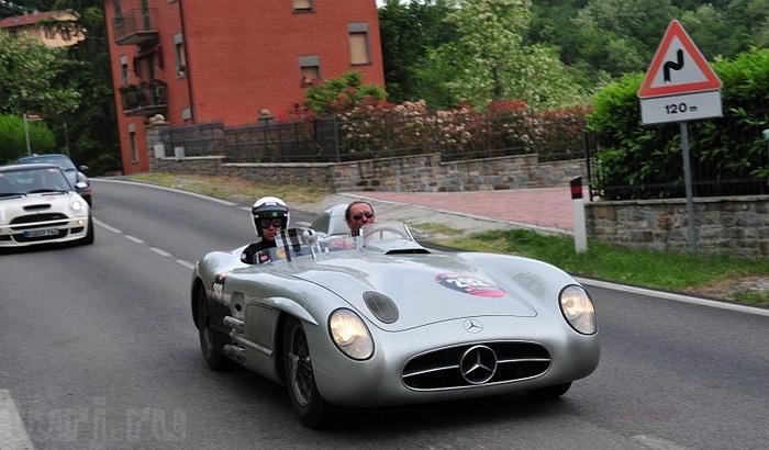 Італія: Mille Miglia - тисяча миль на ретро-автомобілі (3)