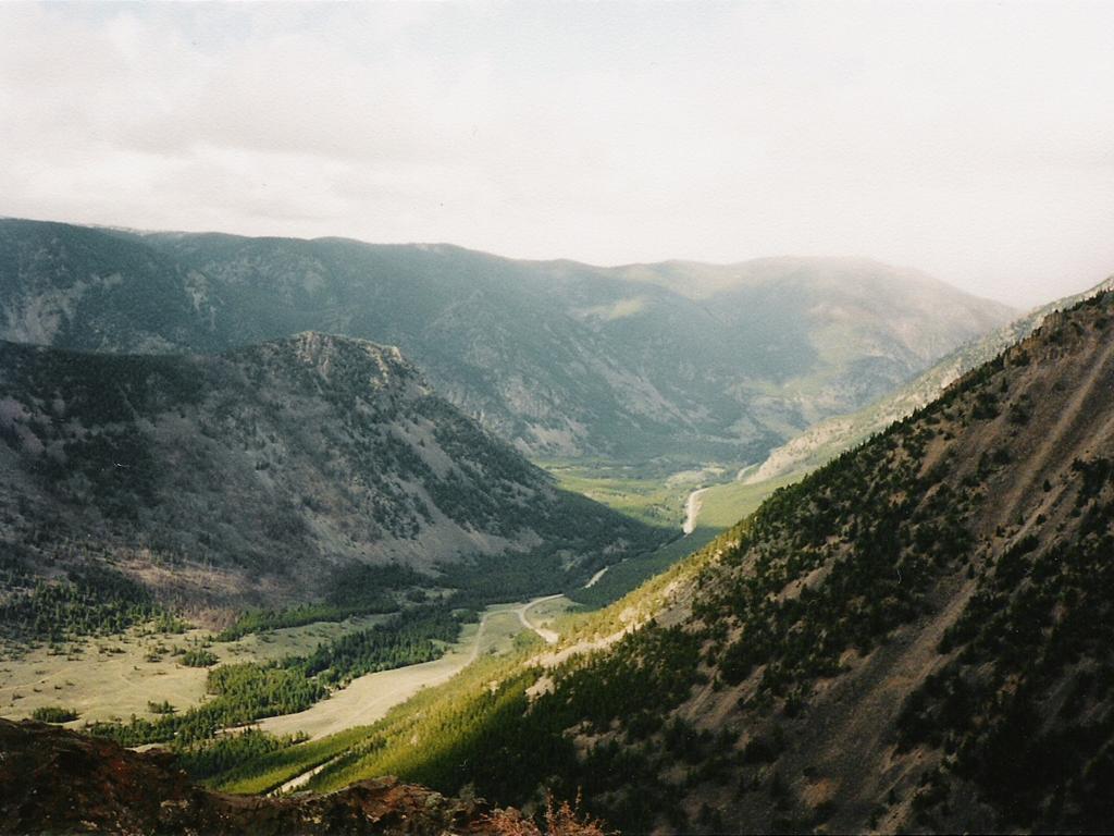Супервулкан і Національний Парк Єллоустоун (7)