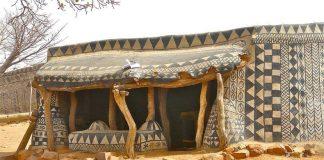 Будинки з грязюки в Буркіна Фасо (9)