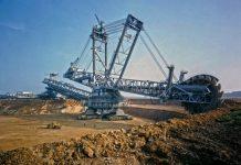 Екскаватор Bagger 288 - найбільша в світі машина (2)