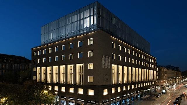 Розкішний готель Appointed Georgio Armani в Мілані (1)