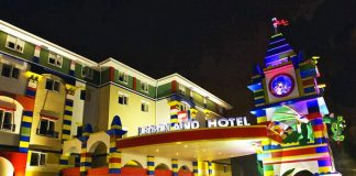 Legoland Hotel - готель в стилі відомого дитячого конструктора (1)